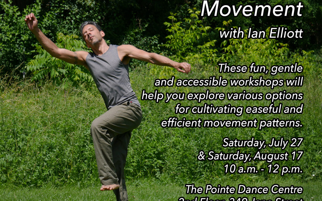 Adventures In Movement – Summer Workshops and Fall Classes